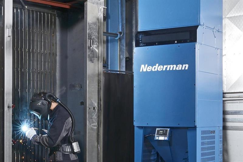 Machinery Nederman Unveils Mcp 16rc Air Purification Tower