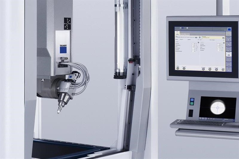 Machinery Trumpf Additive Manufacturing 3d Printing