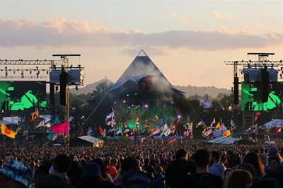 Glastonbury Charity announced