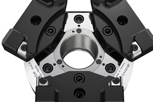 Schunk compensating chuck jaws