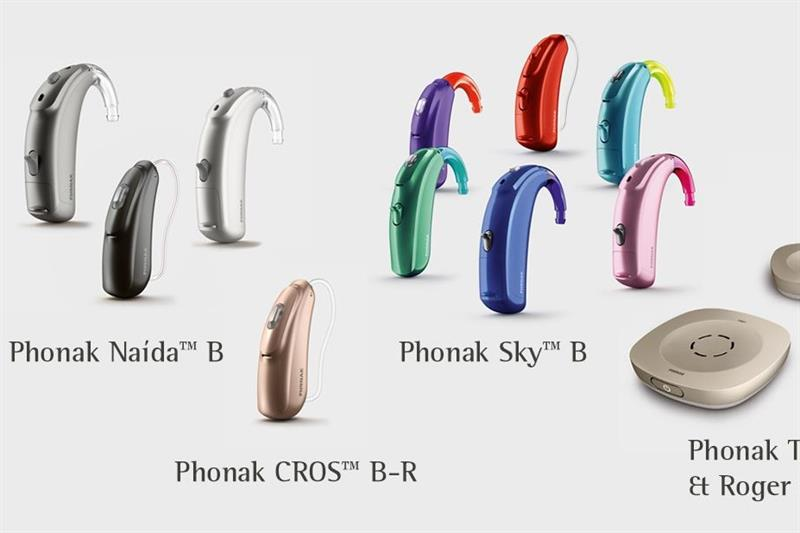 Phonak Releases New Hearing Aids Optician