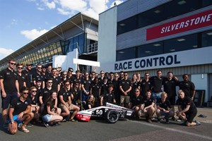 WNT tools help Sheffield Uni Formula Student team