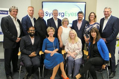 The ?SynergEyes team
