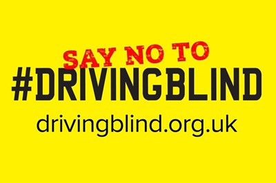 Driving Blind campaign receives new support