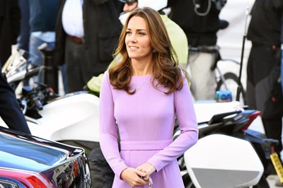 The Duchess of Cambridge likes Aspinal of London