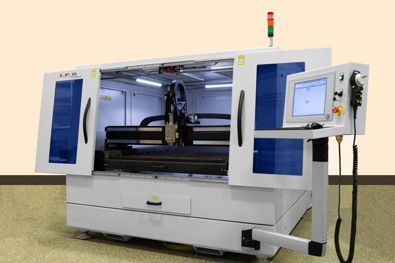 Machinery Radan Software Supports Ipg Lasercube Package
