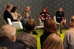 The Opti Forum panel
