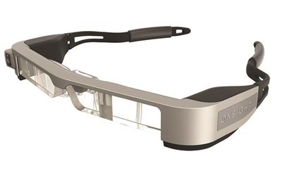 Smart glasses up for technology award