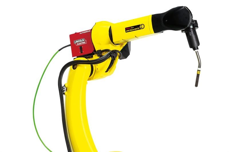 The Fanuc ARC Mate 120iD