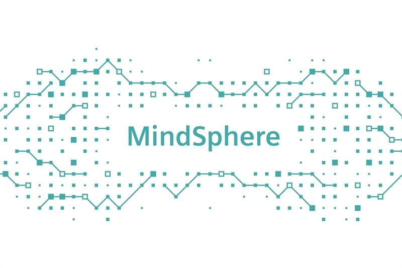 The MindSphere IoT platform from Siemens