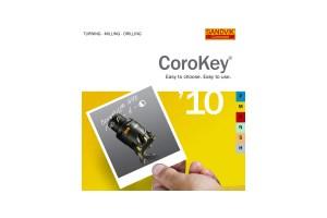 Machinery - Sandvik Coromant release 2010 CoroKey cutting
