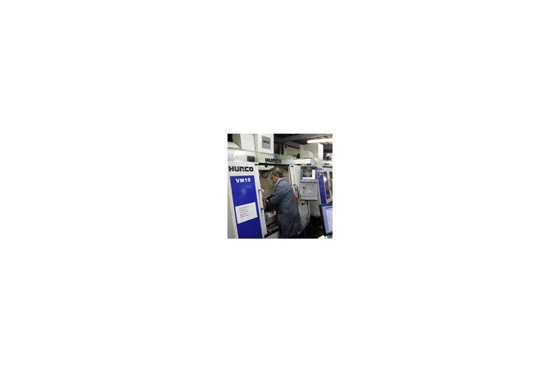 Machinery - Hurco machining centres and lathes at
