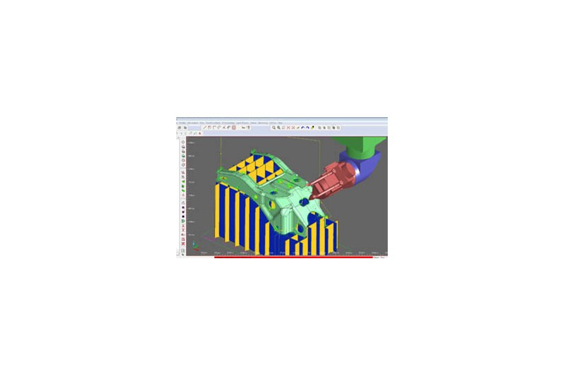 Machinery - Radan multi-axis laser and waterjet profiling