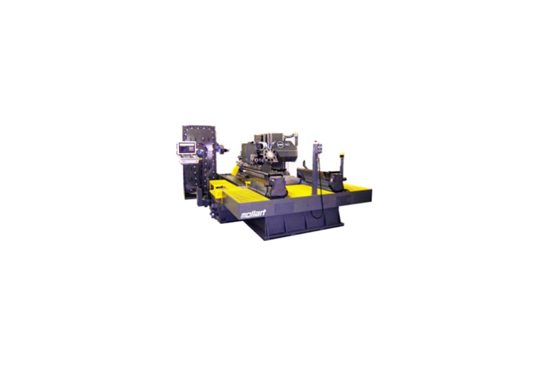 Machinery - Mollart Engineering deep-hole drilling machine order