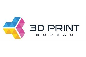 3D Print Bureau Logo