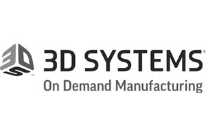3D Systems On Demand Manufacturing Logo