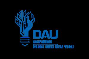 DAU Components  Logo