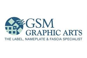 GSM Graphic Arts Logo