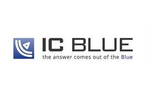 IC Blue Ltd Logo
