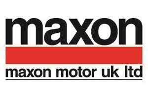 maxon motor uk Logo