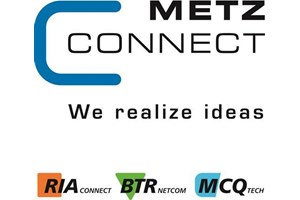METZ CONNECT GMBH Logo