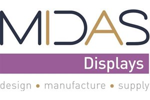 Midas Displays Logo