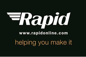 Rapid Electronics Logo
