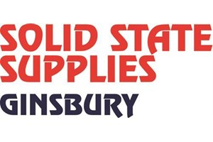 Solid State Supplies Ginsbury Logo