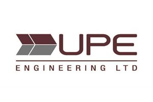 UPE Engineering  Logo