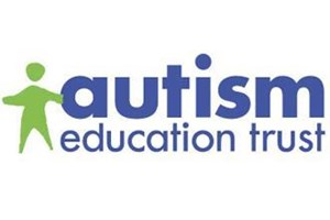 Autism Education Trust Logo