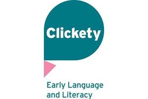 Clickety® Logo