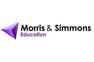 Morris & Simmons Education Logo