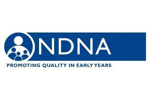 National Day Nurseries Association (NDNA) Logo