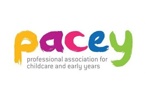 PACEY (Professional Association for Childcare and Early Years) Logo