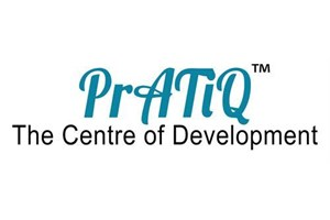PrATiQ™  The Centre of Development Logo