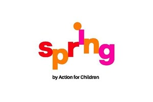 Spring by Action for Children Logo