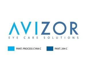 AVIZOR Eyecare Solutions Logo