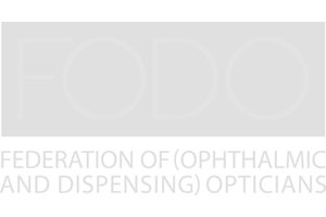 Federation of (Ophthalmic and Dispensing) Opticians (FODO) Logo