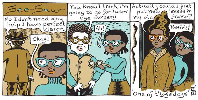 See-Saw Optician - 13 March 2015