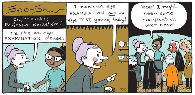 See-Saw Optician - 28 August 2015