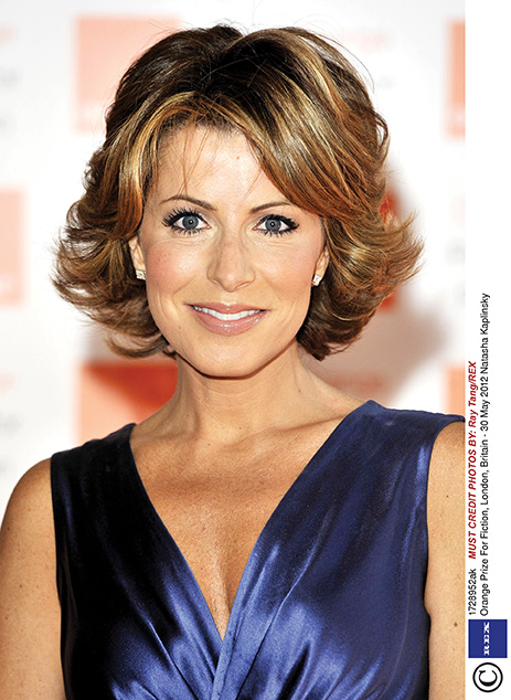 Natasha Kaplinsky To Host Abdo Programme Optician