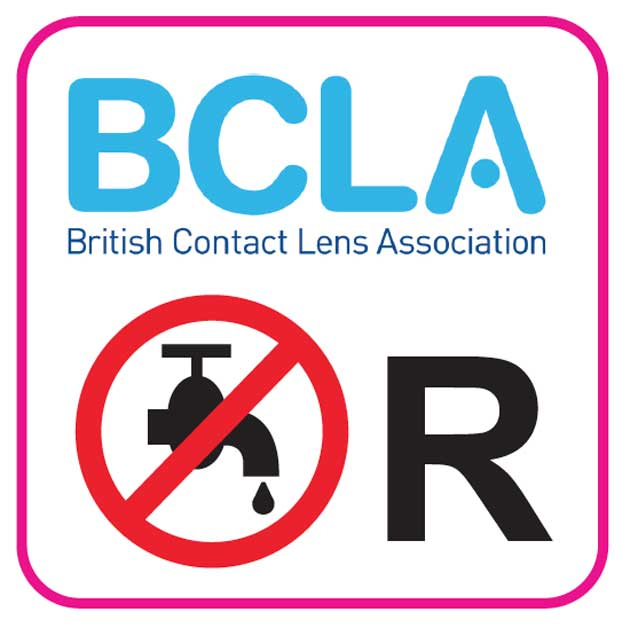 Contact lens manufacturer clearlab said it has become the first supplier to put the british contact lens associations no water warning stickers on its
