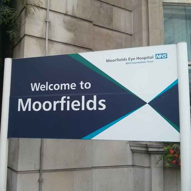 the financial management of the moorfields eye hospital Financial transparency in line with the government's commitment to greater  transparency of how public funds are spent, we have listed all moorfields'.