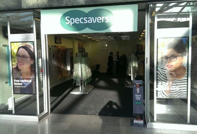 Specsavers Coventry opens temporary practice after fire ...