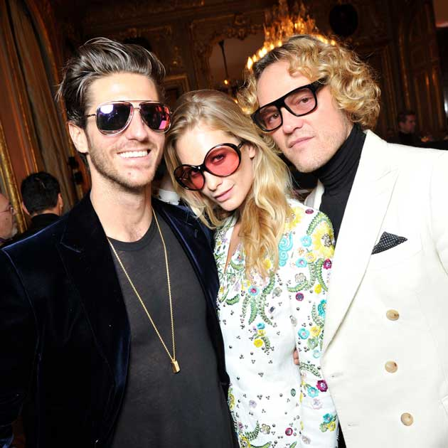 Marcolin launches Emilio Pucci eyewear collection in Paris ...