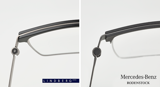 Lindberg and Rodenstock in copyright infringement dispute - Optician