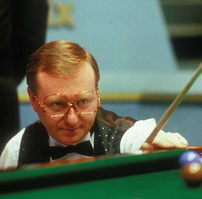 d63d55d07d67 Dennis Taylor collaborates on spectacles for snooker and billiards ...