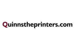 Quinnstheprinters.com Logo