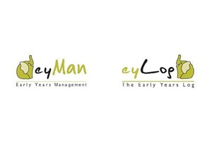 eyMan - Early Years Management / eyLog - Early Years Log Logo