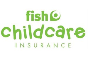 Fish Childcare Insurance Logo